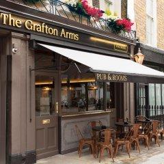 Отель The Grafton Arms Лондон гостиничный бар