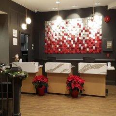 Отель Ramada by Wyndham Vancouver Downtown Канада, Ванкувер - отзывы, цены и фото номеров - забронировать отель Ramada by Wyndham Vancouver Downtown онлайн интерьер отеля