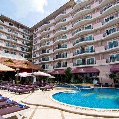 Отель LK Metropole Pattaya Таиланд, Паттайя - 1 отзыв об отеле, цены и фото номеров - забронировать отель LK Metropole Pattaya онлайн бассейн фото 2