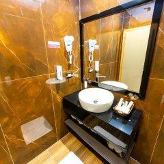Отель Apollon Албания, Саранда - отзывы, цены и фото номеров - забронировать отель Apollon онлайн ванная фото 2