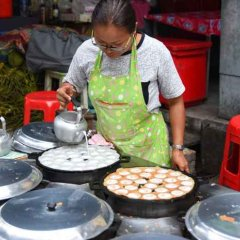 Yellow Mango Hostel Бангкок питание фото 2