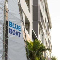 Отель Blue Boat Design Hotel Таиланд, Паттайя - отзывы, цены и фото номеров - забронировать отель Blue Boat Design Hotel онлайн