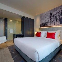 Отель TRYP Lisboa Aeroporto Hotel Португалия, Лиссабон - 9 отзывов об отеле, цены и фото номеров - забронировать отель TRYP Lisboa Aeroporto Hotel онлайн комната для гостей фото 5
