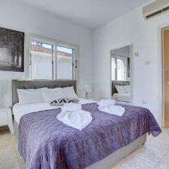 Отель Jason 8 Villa Кипр, Протарас - отзывы, цены и фото номеров - забронировать отель Jason 8 Villa онлайн комната для гостей фото 2