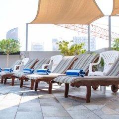 Апартаменты Savoy Crest Apartments Дубай бассейн фото 3