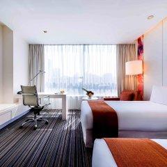 Grand Mercure Shanghai Century Park Hotel комната для гостей фото 4