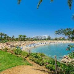 Отель Villa Mermaid Кипр, Протарас - отзывы, цены и фото номеров - забронировать отель Villa Mermaid онлайн пляж фото 2