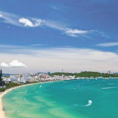 Апартаменты Studio Central Pattaya By Icheck Inn Паттайя пляж