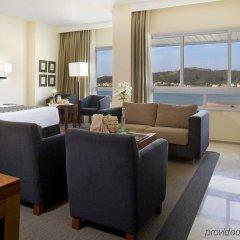 Hesperia Isla De La Toja Hotel Эль-Грове комната для гостей фото 2