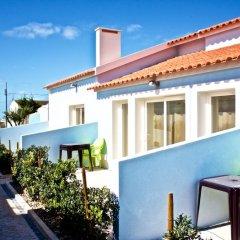 Отель Neptuno Португалия, Прайя-де-Санта-Крус - отзывы, цены и фото номеров - забронировать отель Neptuno онлайн вид на фасад