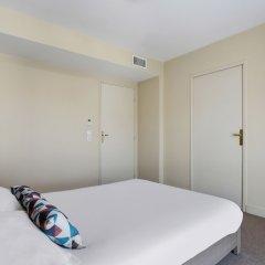 Отель Appart'City Nice Acropolis Франция, Ницца - 6 отзывов об отеле, цены и фото номеров - забронировать отель Appart'City Nice Acropolis онлайн комната для гостей фото 8