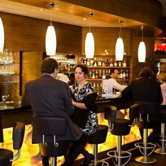Modul Hotel Вена гостиничный бар
