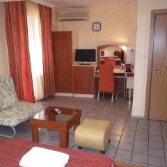 Семейный Отель Палитра комната для гостей фото 2