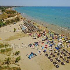 Отель Case Sicule Charme Line Италия, Поццалло - отзывы, цены и фото номеров - забронировать отель Case Sicule Charme Line онлайн пляж