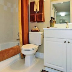 Отель Avalon At Gallery Place США, Вашингтон - отзывы, цены и фото номеров - забронировать отель Avalon At Gallery Place онлайн ванная фото 2