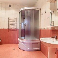 Гостиница Жовтневый ванная
