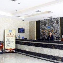 Отель Kaidu Hotel Китай, Сиань - отзывы, цены и фото номеров - забронировать отель Kaidu Hotel онлайн интерьер отеля фото 3