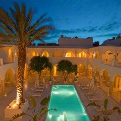Отель Riad Palais Blanc Марокко, Марракеш - отзывы, цены и фото номеров - забронировать отель Riad Palais Blanc онлайн бассейн фото 3