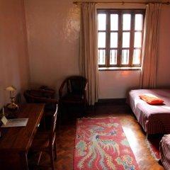 Отель Vajra Непал, Катманду - отзывы, цены и фото номеров - забронировать отель Vajra онлайн комната для гостей фото 2