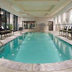 Отель Holiday Inn Columbus - Hilliard Колумбус бассейн