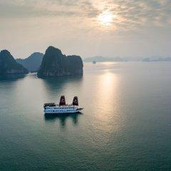 Отель Garden Bay Legend Cruise Вьетнам, Халонг - отзывы, цены и фото номеров - забронировать отель Garden Bay Legend Cruise онлайн приотельная территория
