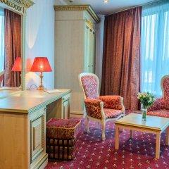 Гостиница SK Royal Москва в Москве - забронировать гостиницу SK Royal Москва, цены и фото номеров комната для гостей фото 4