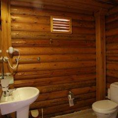 Woodline Hotel ванная