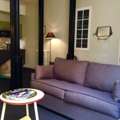 Отель Helzear Montparnasse Suites комната для гостей фото 4