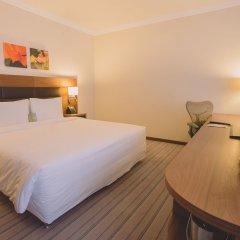 Гостиница Hilton Garden Inn Красноярск комната для гостей фото 2