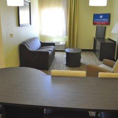 Отель Candlewood Suites Bay City