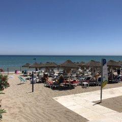 Отель Rentcostadelsol Apartamento Fuengirola - Doña Sofía 5E Фуэнхирола пляж
