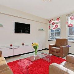 Отель Baker Street Suites Великобритания, Лондон - отзывы, цены и фото номеров - забронировать отель Baker Street Suites онлайн интерьер отеля