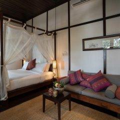 Отель 3 Nagas Luang Prabang MGallery by Sofitel 3* Номер Делюкс с различными типами кроватей фото 3