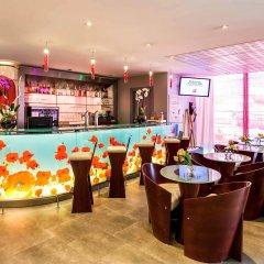 Отель Ibis Calle Alcala Мадрид гостиничный бар