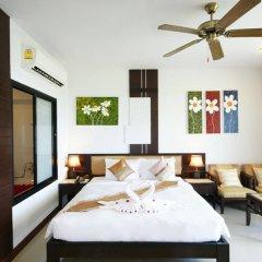 Отель Palm Paradise Resort комната для гостей фото 2