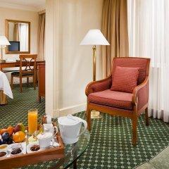 Marriott Armenia Hotel Yerevan 4* Номер Делюкс