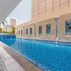 Отель Somerset Millennium Makati Филиппины, Макати - отзывы, цены и фото номеров - забронировать отель Somerset Millennium Makati онлайн бассейн