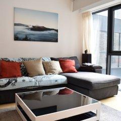 Апартаменты Charming Apartment in Gambetta, Ménilmontant Париж комната для гостей фото 4