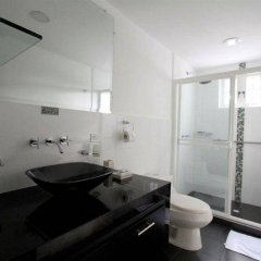 Отель Le Castel Blanc Hotel Boutique Колумбия, Сан-Андрес - отзывы, цены и фото номеров - забронировать отель Le Castel Blanc Hotel Boutique онлайн ванная фото 2