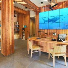 Отель Haadtien Beach Resort удобства в номере фото 2