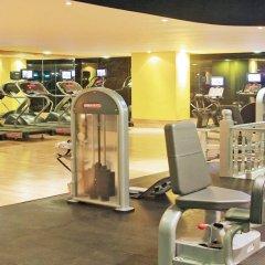 Отель Taj Samudra Hotel Шри-Ланка, Коломбо - отзывы, цены и фото номеров - забронировать отель Taj Samudra Hotel онлайн фитнесс-зал фото 2