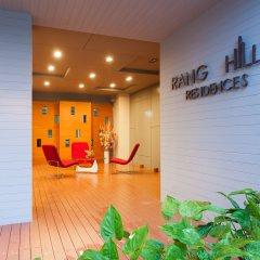 Отель Rang Hill Residence фитнесс-зал фото 2