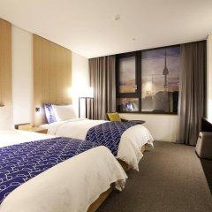 Отель L7 Myeongdong by LOTTE Южная Корея, Сеул - отзывы, цены и фото номеров - забронировать отель L7 Myeongdong by LOTTE онлайн комната для гостей фото 4