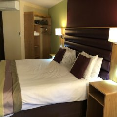 Gullivers Hotel сейф в номере