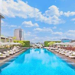 Отель W Taipei Тайвань, Тайбэй - отзывы, цены и фото номеров - забронировать отель W Taipei онлайн бассейн фото 2