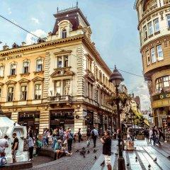 Отель Mama Shelter Belgrade Сербия, Белград - отзывы, цены и фото номеров - забронировать отель Mama Shelter Belgrade онлайн фото 3