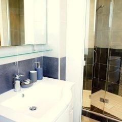 Отель Vieux Nice - Cathédrale - Coulée Verte Ницца ванная