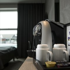 Отель Aalborg Airport Hotel Дания, Бровст - отзывы, цены и фото номеров - забронировать отель Aalborg Airport Hotel онлайн в номере фото 2