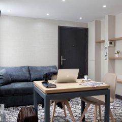 Отель Serotel Suites Франция, Париж - отзывы, цены и фото номеров - забронировать отель Serotel Suites онлайн комната для гостей фото 4