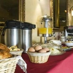 Grand Hotel du Calvados питание